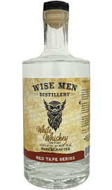 Wise Men White Whiskey Red Tape Series