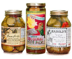 Harold's Pickuls Assortment
