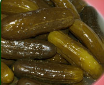 The Pickle People Sour Pickles