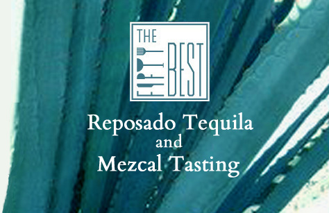 The Fifty Best Reposado Tequila & Mezcal Tasting