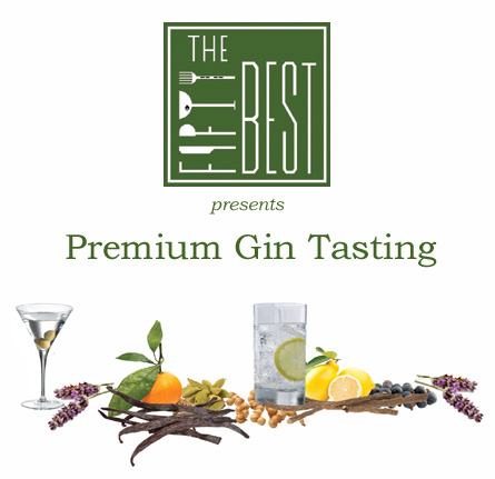 The Fifty Best Premium Gin Tasting 2019