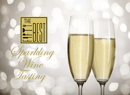 The Fifty Best Sparkling Wine Tasting 2017