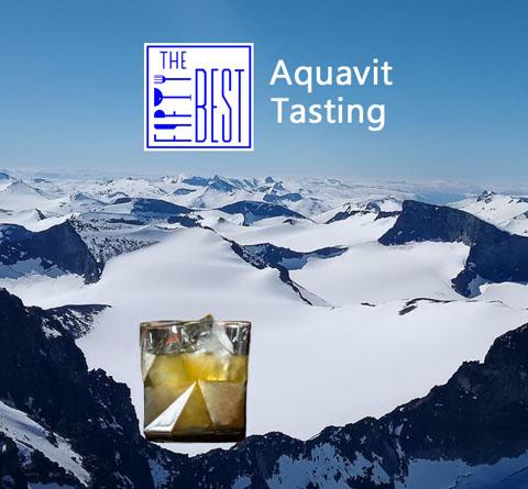 The Fifty Best Aquavit Tasting