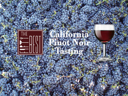 The Fifty Best California Pinot Noir Tasting 2020