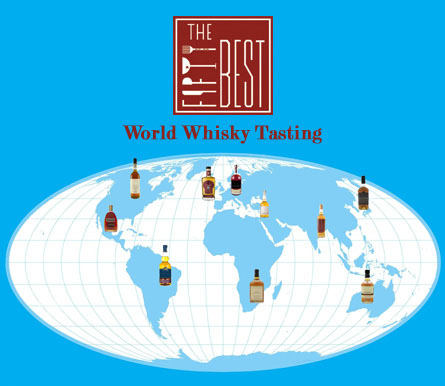 The Fifty Best World Whisky Tasting 2020