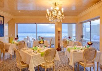 Birkenhead House dining room