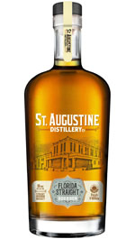 St. Augustine Distillery Florida Straight Bourbon Whiskey