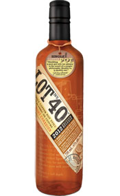 Lot No. 40 Copper Pot Still Rye Whisky 2012 Release