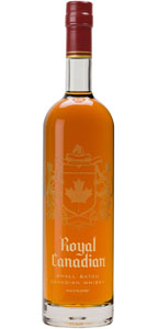 Royal Canadian Small Batch Canadian Whisky