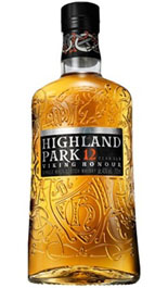Highland Park Viking Honour Single Malt Scotch