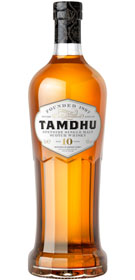 Tamdhu 10 Single Malt Scotch