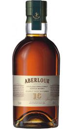 Aberlour 16 yrs Old Single Malt Scotch