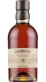 Aberlour 18 yrs. Old Single Malt Scotch
