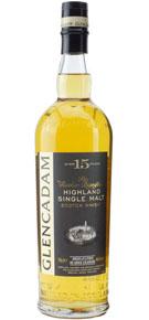 Glencadam Aged 15 yrs Single Malt Scotch