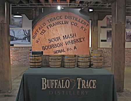 Buffalo Trace Warehouse