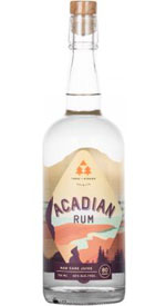 Three of Strong Acadian Rum