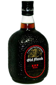 Old Monk 7 yr.
