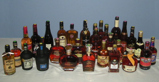 The Fifty Best Aged Rum Tasting 2012