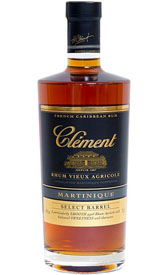 Rhum Clément Select Barrel