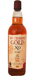 Mutineers Gold XO Special Reserve Rum