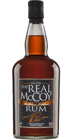 The Real McCoy 12 yr Rum