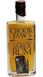 Crook Jaw's Cape Cod Amber Rum