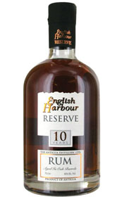 English Harbour Reserve 10 yrs Rum