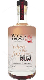 Wiggly Bridge Small Barrel Gold Rum
