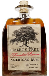 Liberty Tree Founder's Reserve American Rum