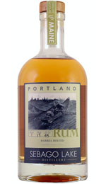 Sebago Lake Portland Barrel Rested Rum