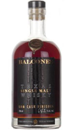 Balcones Texas Single Malt Whisky Rum Cask Finished