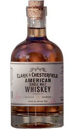 Clark & Chesterfield American Single Malt Whiskey