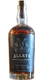 Alley 6 Single Malt Whiskey