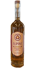 Alpine Traveler's Rest American Single Malt Whiskey