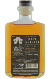 KyMar Farm Distillery Malt Whiskey