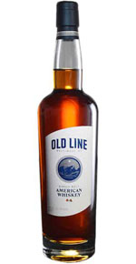 Old Line American Single Malt American Whiskey