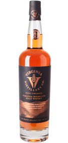 Virginia-Highland Whisky Port Cask Finished Whisky