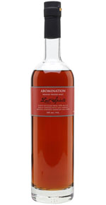 Abomination The Crying of the Puma Malt Whisky
