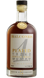 Balcones Peated Texas Single Malt Whisky Classic Edition