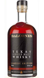 Balcones No. 1 Texas Single Malt Whisky Classic Edition