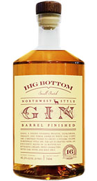 Big Bottom Barrel Finished Gin