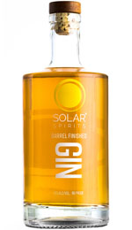Solar Spirits Barrel Finished Gin