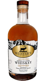 Weaver's American Light Whiskey