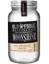 Old Forge Distillery Unaged Corn Moonshine 1830 Original