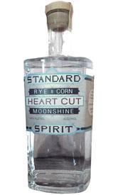 Standard Rye & Corn Heart Cut Moonshine
