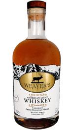 Weaver's American Light Whiskey