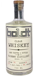 Boldt Clear Whiskey