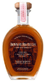 Bowman Brothers Virginia Straight Small Batch Bourbon