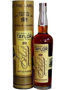 Col. E.H. Taylor, Jr. Single Barrel Bourbon