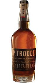 J.P. Trodden Small Batch Bourbon